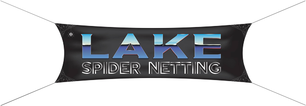Lake Spider Netting